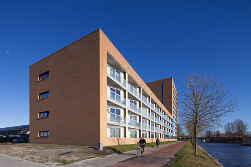 92 appartementen